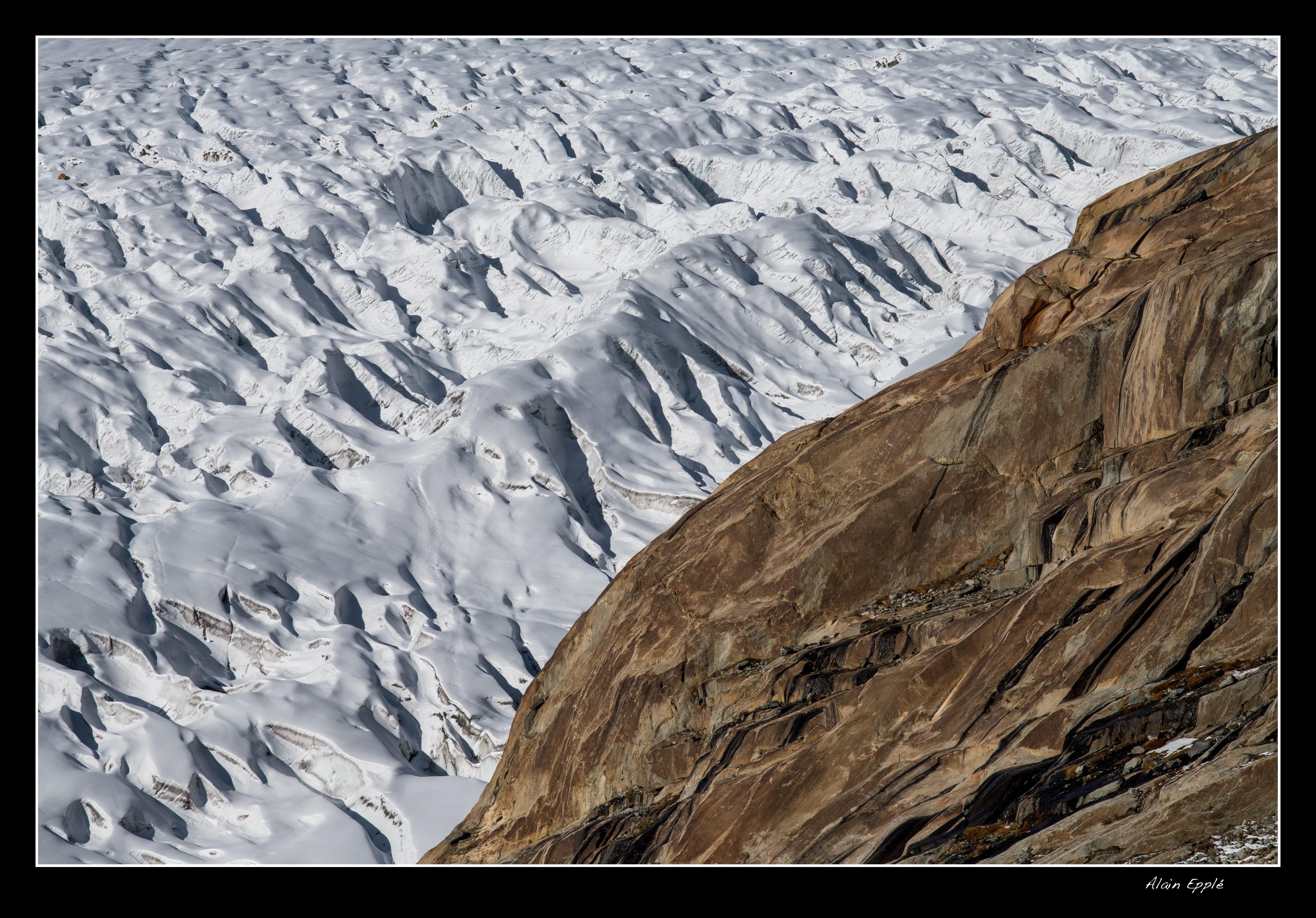 Glacier d'Aletsch - CH58