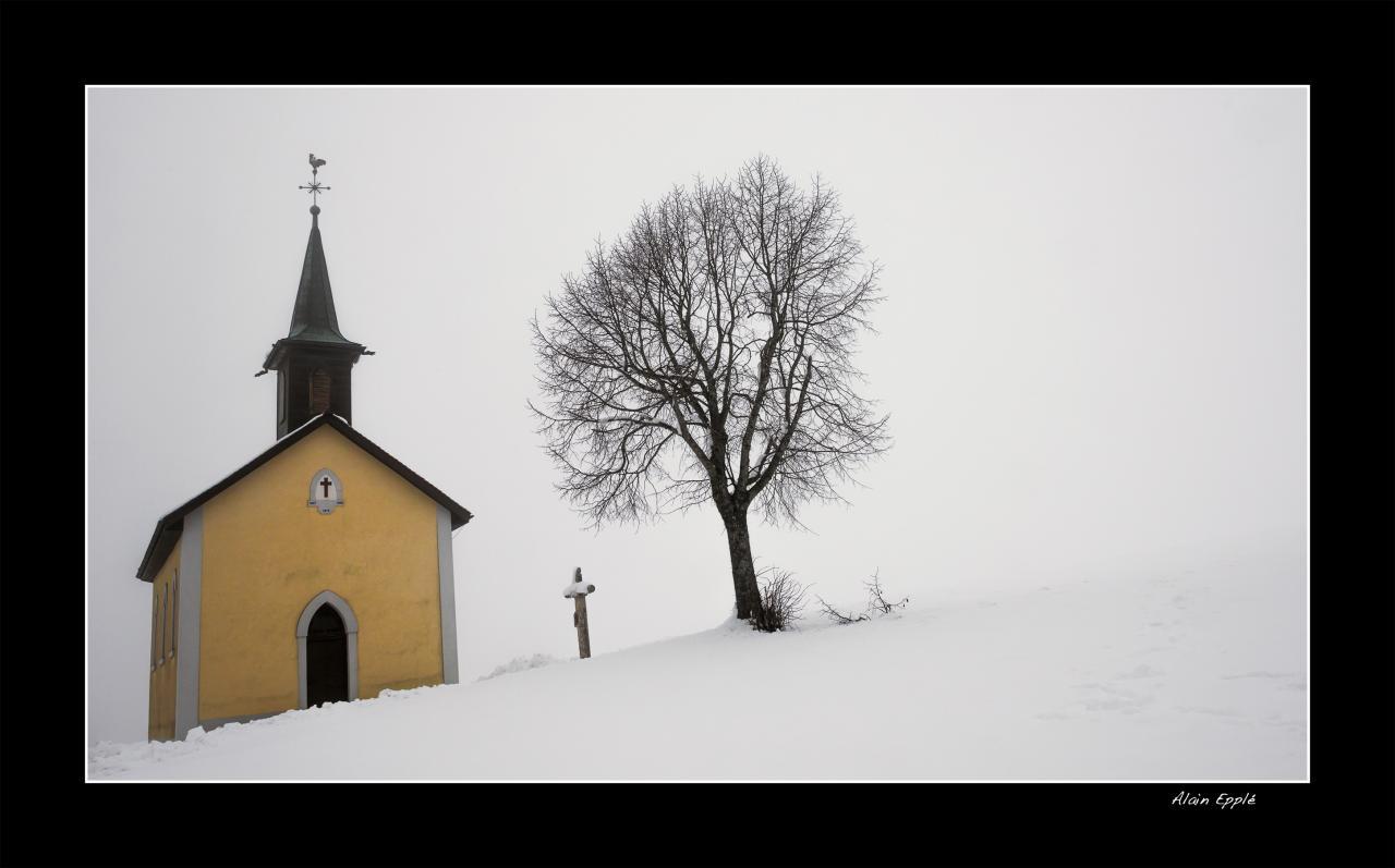 Eglise de la Bosse - CH20