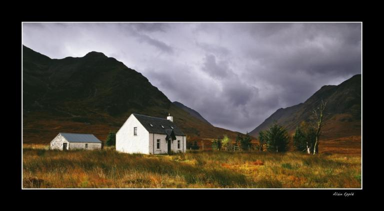 Glencoe cottage - E11