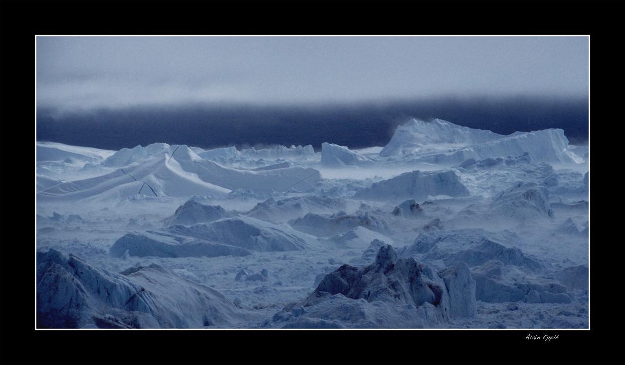 Icefjord Ilulissat - G4