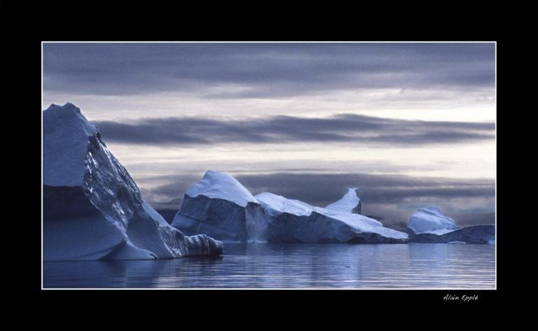 Les Icebergs uummannaq - G16