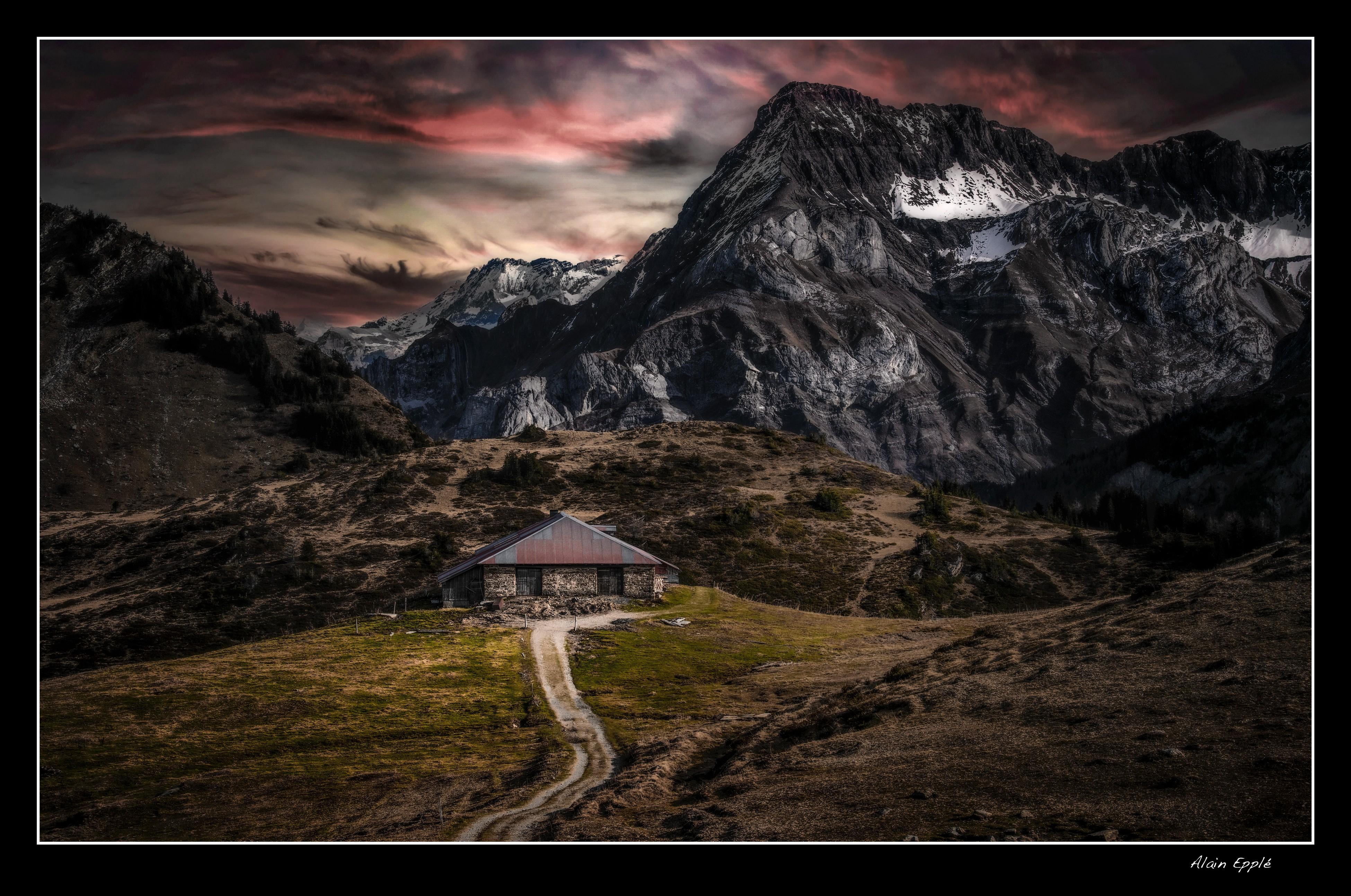 Alpage dantesque - CH32