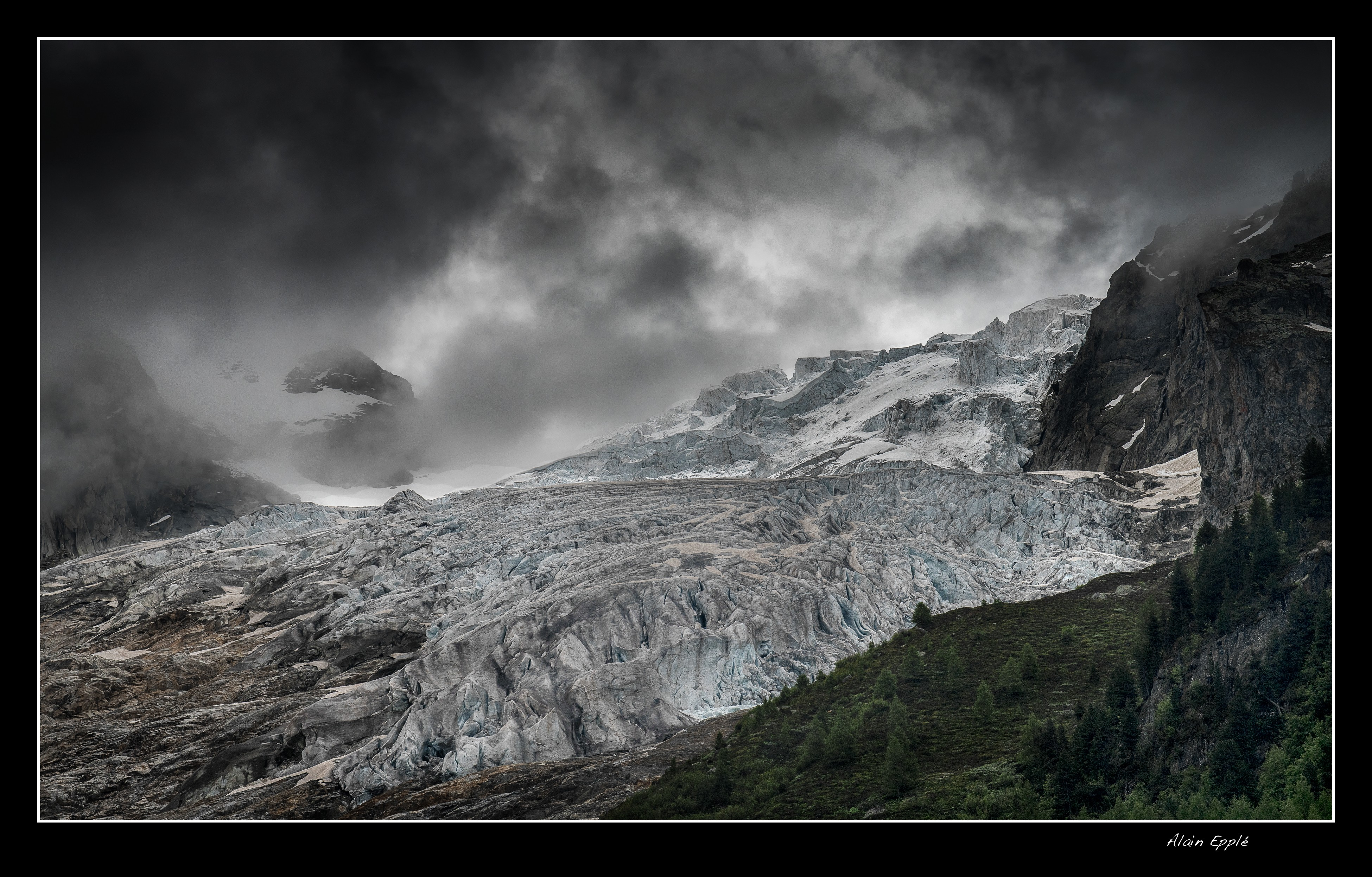 Glacier du Trient - CH51