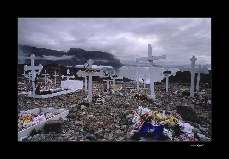 Uummannaq cimetière - G13